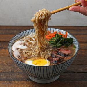 Gluten Free Beef Miso Ramen