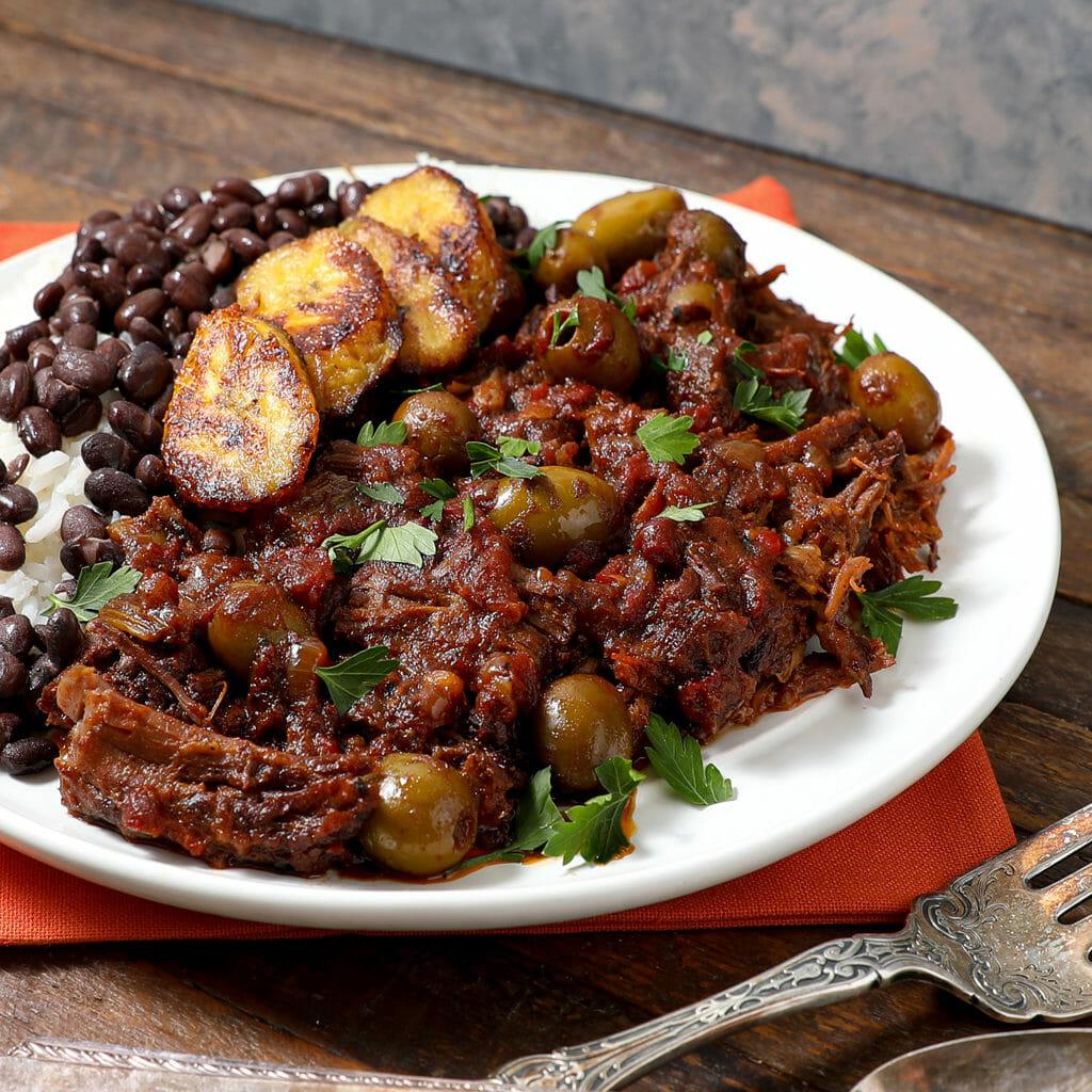 Ropa Vieja - Cuban Shredded Beef