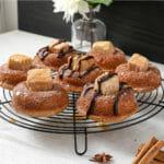 Gluten Free Churro Donuts